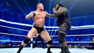 Randy Orton vs. Mark Henry: SmackDown, April 26, 2013
