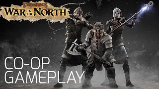 (Co-Op Gameplay) The Lord of the Rings: War in the North [No Commentary]