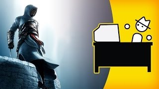 ASSASSIN'S CREED (Zero Punctuation) (Video Game Video Review)