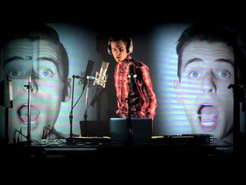 Cinema  Santigold Disparate Youth Skrillex Beatbox DUBSTEP A Capella Remix