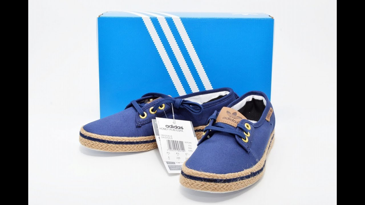 efe9d6d14a43 adidas originals HONEY PLIMSOLE ESPADRILLE W Women s Shoes Sneakers 73851