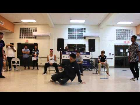 Aaron & Joker vs Sean & Daniel | Shut Up And Dance 2015