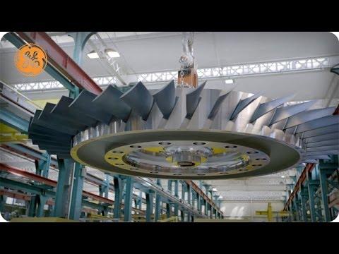 Le voyage d'HArriet, une turbine exceptionelle - GE France