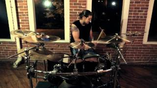 "Within The Ruins - ""Calling Card"" Drum Play-Through"