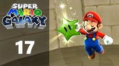 Super Mario Galaxy - (Osa 17) - Viimeinen vihreä tähti