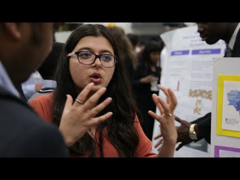 Students share Public Service Projects at CGI U