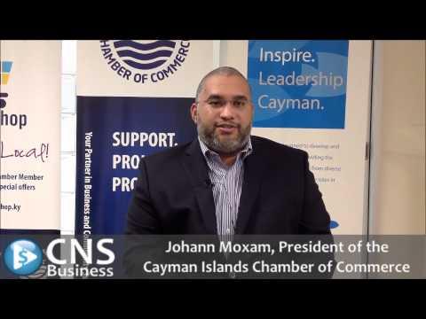 Johann Moxam: Chamber has same goals as government
