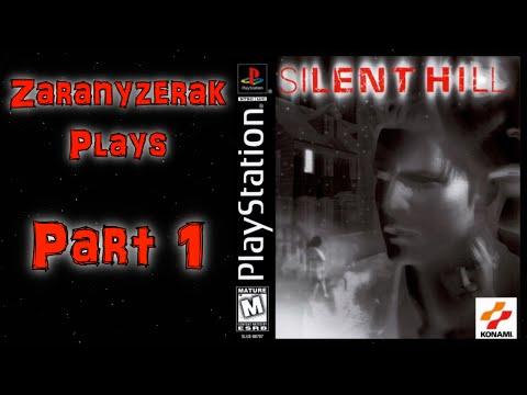 Zaranyzerak Plays Silent Hill - Part 1