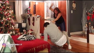 ABUSIVE HUSBAND PRANK ON MOM - GONE EXTREMELY WRONG
