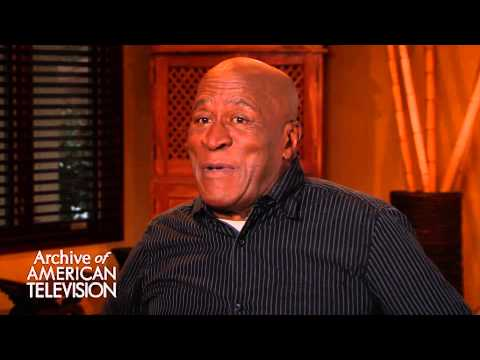 John Amos discusses working with Jimmie Walker on Good TImes  EMMYTVLEGENDS.ORG