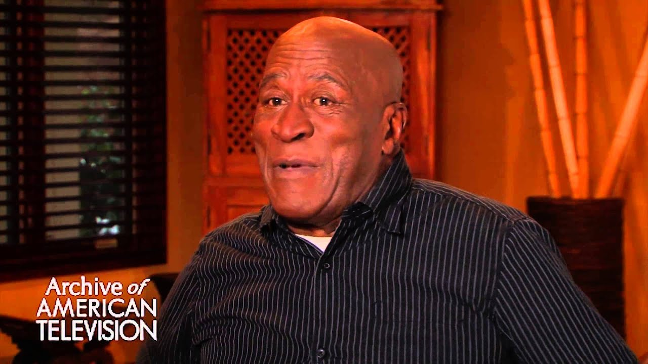 John Amos Discusses Working With Jimmie Walker On Good Times