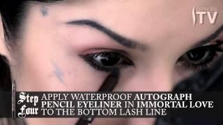 The Neutral Tangerine Blush Eyeshadow Makeup Tutorial by Kat Von D   Sephora Thumbnail