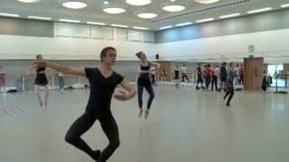 Inside the Bolshoi Ballet