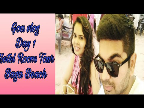 Goa Vlog 2017 | Weekend Holiday at Goa Beach | Monsoon in Goa | indian housewife  | Indian Vlogger