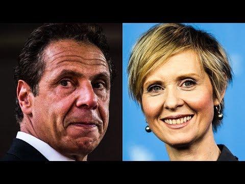 Can Cynthia Nixon Beat Andrew Cuomo?