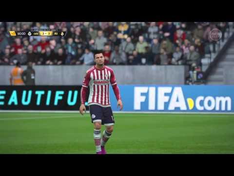 Remontada Fifa16 FUT Draft Online.