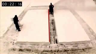 Уборка снега лопатой и бензиновым снегоуборщиком НА 5(НА5.РФ 777-9-555 Челябинск уборка снега снегоуборщиком с крыш., 2013-01-10T12:48:49.000Z)