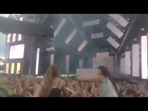 Knife Party (id Rob Swire vocal) live @ Weekend Festival