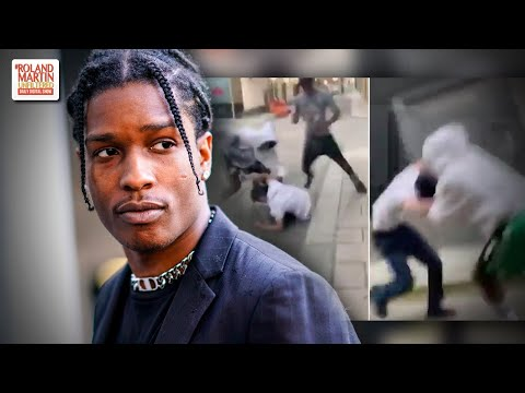 'Like Walking Into A Toilet': ASAP Rocky Arrested After Brawl Is Being Held In Unsanitary Conditions