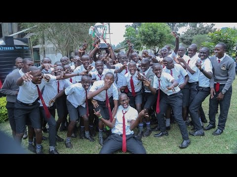 Kenya Music Festival '16 - Lake Region, Proudly sponsored by Central Bank of Kenya