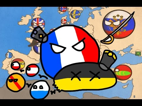 PAST OF EUROPE IN COUNTRYBALLS 19 Century