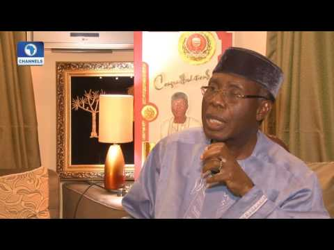 Earth File Features Audu Ogbeh, Minister Of Agriculture Pt 3