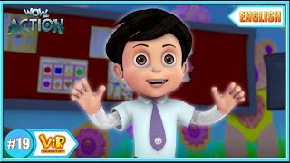 vuclip Vir The Robot Boy | Student Of The Week |  English episodes for Kids | WowKidz Action