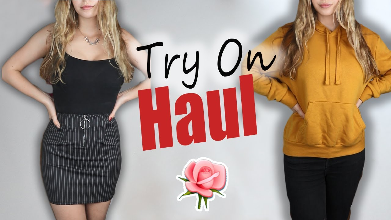 Download Try on fashion Haul - H&M, Nike | Emily Joanna