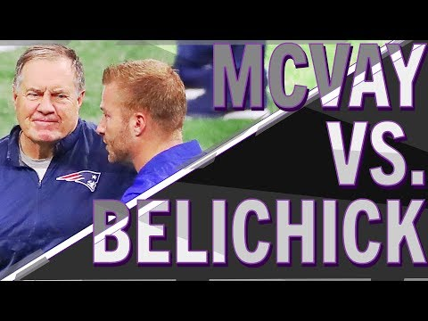 Belichick Vs. McVay: More Super Bowls Rest of their Career? | PROPS