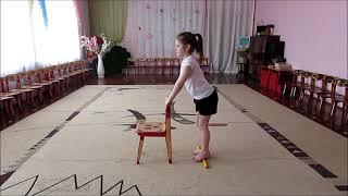 видео: ВАРЯ   формирование свода стопы