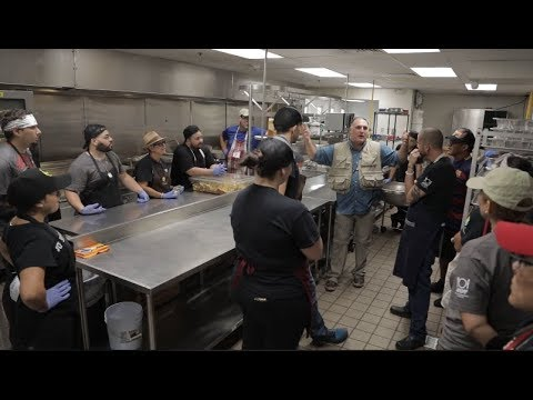 be fearless jose andres and world central kitchen - World Central Kitchen
