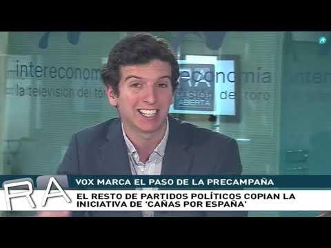 """José Manuel Menéndez En Intereconomía: """"Nos Alegra Que Los Partidos Políticos Intenten Copiarnos"""""""