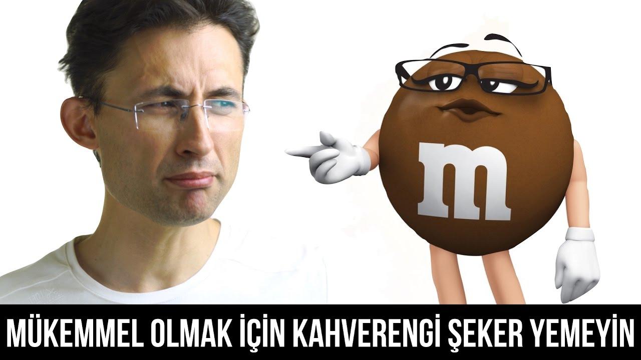 Mükemmel olmak için kahverengi şeker yemeyin