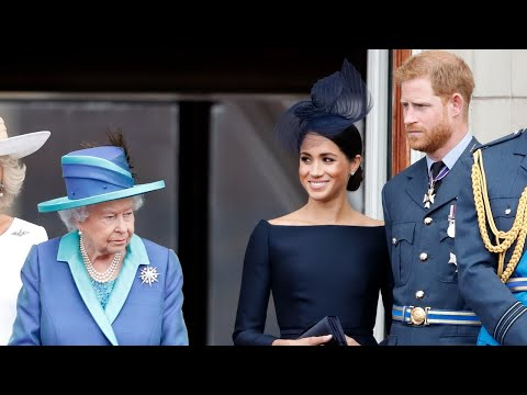 Harry And Meghan's Behaviour Towards The Queen 'catty' And 'cruel'