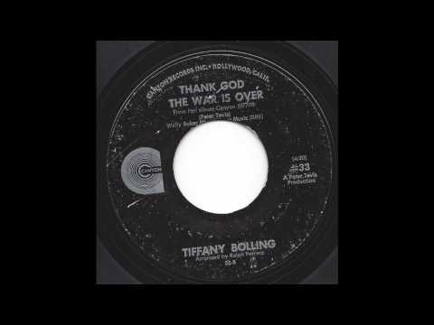 Tify Bolling  Thank God The War Is Over  197? Vietnam War Protest PopFolk