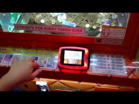 Epic Failure: Dave And Buster's Gary Card SpongeBob Coin Dozer
