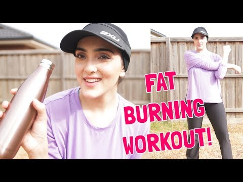 Current Fitness/Workout Routine For 10kg Weight Loss (Post-Pregnancy)~ Immy