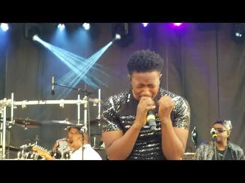 Kool & the Gang @summerstage 6/16/18 - Cherish the love