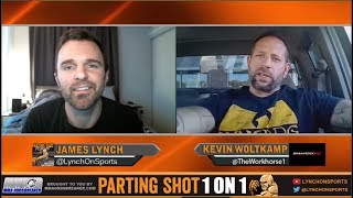 Kevin Woltkamp talks Shamrock FC 298 fight, drop to 205 lbs and working with The Melee Way