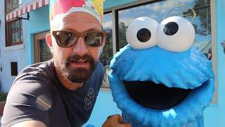 Celebrating Sesame Street's 50th Birthday In Sesame Street Land! | Parade, Fun Facts & Merch!