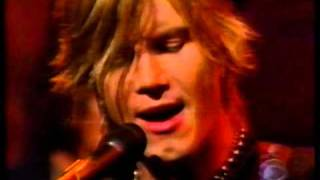 Repeat youtube video Goo Goo Dolls - Iris (Letterman, 1998)