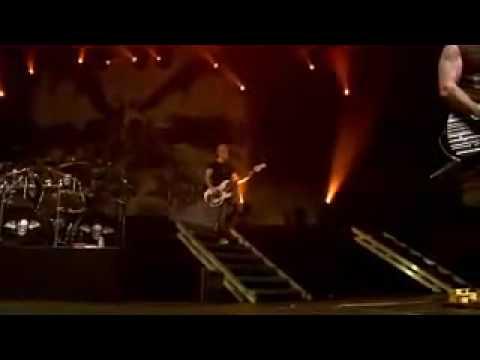 Avenged Sevenfold Beast and the Harlot- Live in the LBC (w/ lyrics)