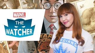 SDCC Recap & Top 5 Marvel Comics! - The Watcher Ep 28