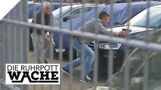 Drama um Audi Q3: Kampf ums Auto endet mit Schüssen   Die Ruhrpottwache   SAT.1 TV