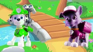 Blaze & PAW Patrol change colors!