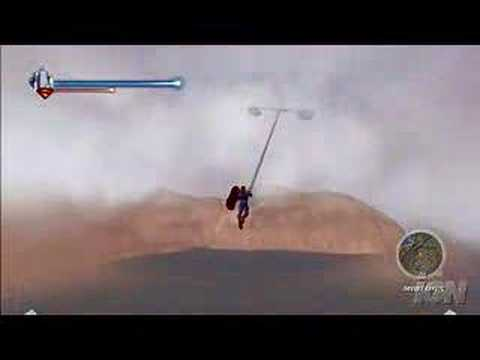 Superman returns video game