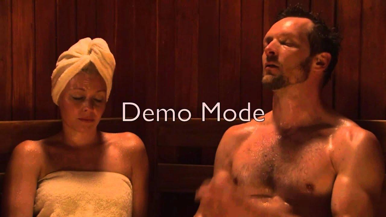live keskustelu alasti saunassa