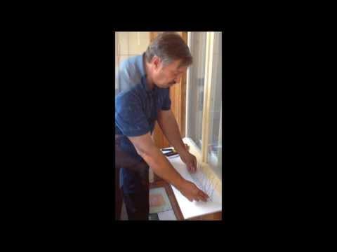 Видеоурок по установке противоприсадных шипов (защита от птиц)