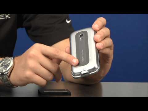 HTC Touch Pro 2 Unboxing