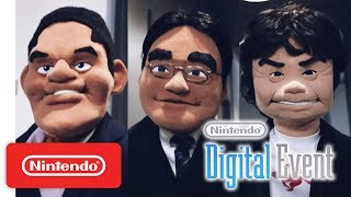 Nintendo Digital Event @ E3 2015